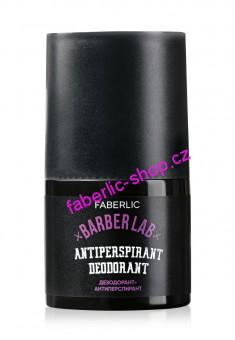 Faberlic Deodorant antiperspirant BarberLab 50 ml